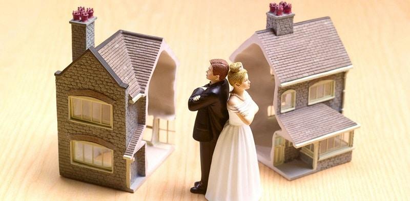 квартира приватизирована на мужа как делить при разводе долго