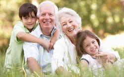 Внуки наследники какой очереди после смерти бабушки, дедушки