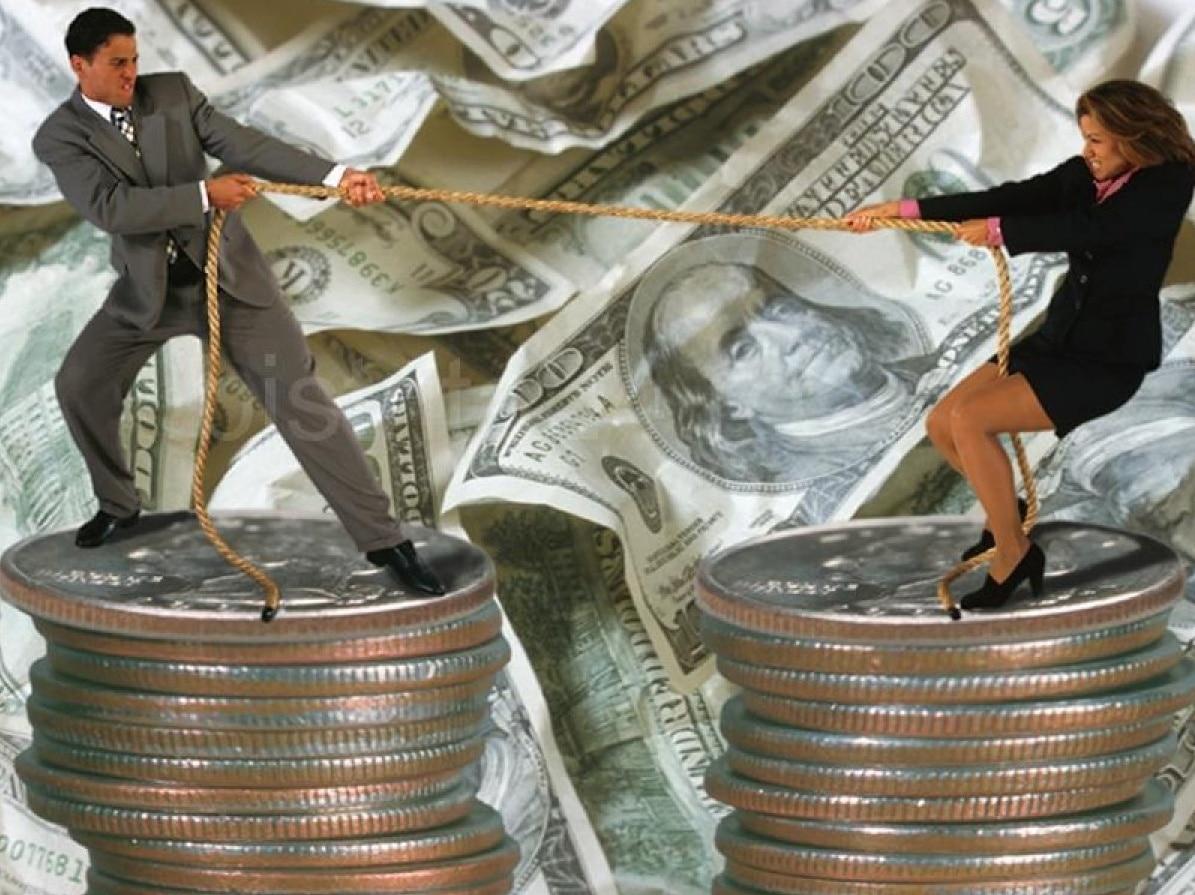 Раздел денег и вкладов при разводе
