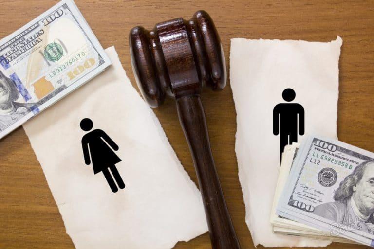 Как делится кредит при разводе супругов