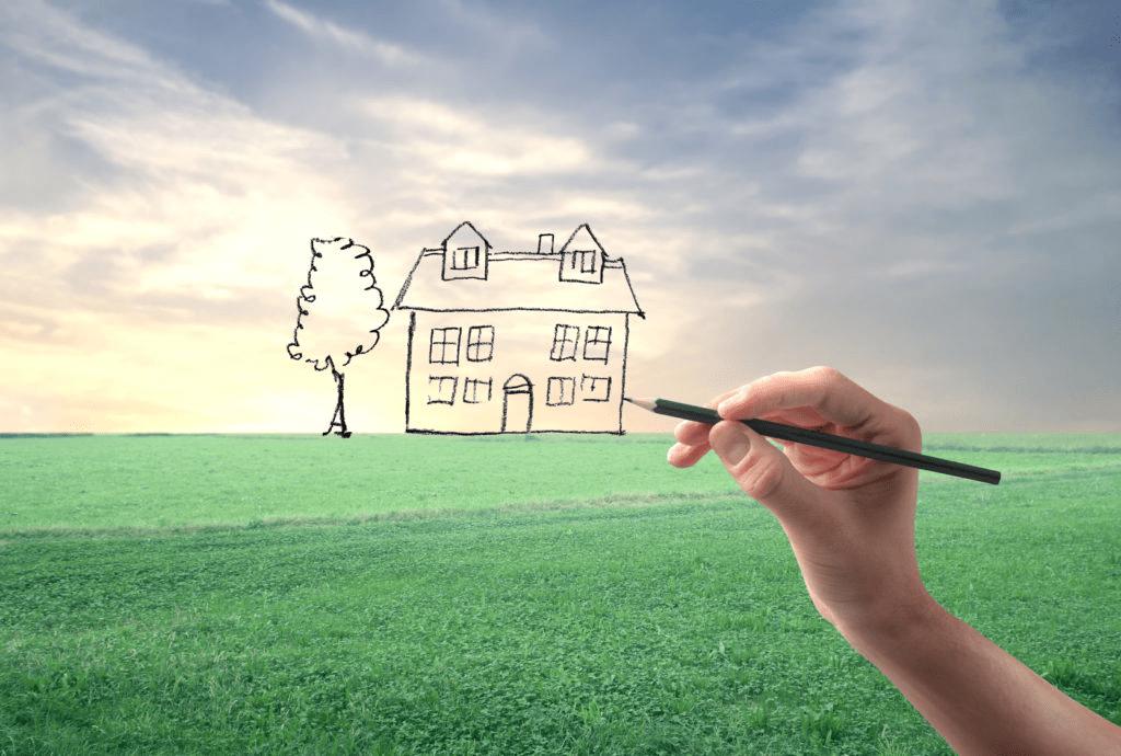 Переход недвижимости по наследству а недвижимость получена в дар