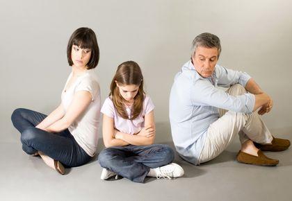 Как и куда подать заявление на развод, если есть несовершеннолетние дети