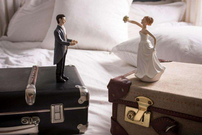 Как делится совместно нажитое имущество при разводе супругов