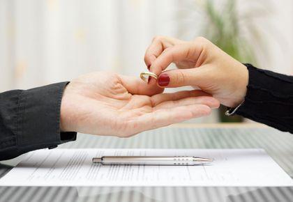 Расторжение брака в органах ЗАГСа