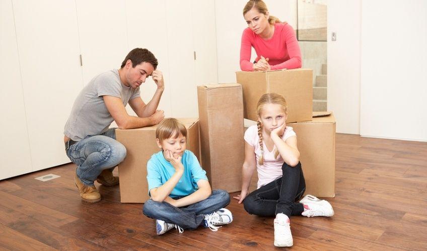 Как делится двухкомнатная квартира при разводе