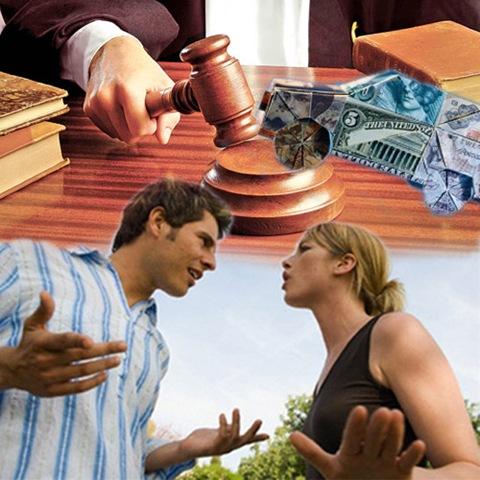 Как правильно развестись с женой и разделить имущество