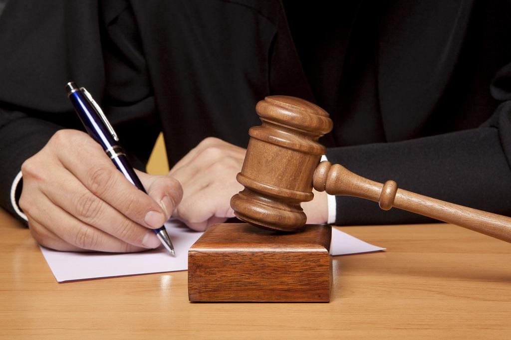 Судебный приказ об уплате алиментов
