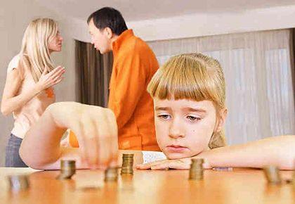 Определение места жительства ребенка с матерью или отцом