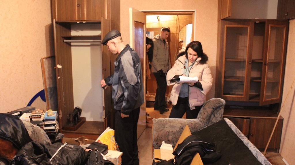 Как выселить соседей из коммунальной квартиры