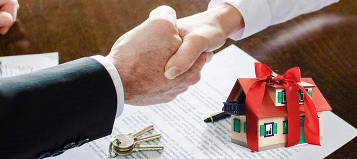 Соглашение о дарении доли квартиры